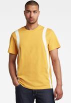 G-Star RAW - Sport insert r t - yellow