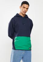 Levi's® - Utility hoodie - peacoat