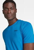 G-Star RAW - Slim base short sleeve tee - light royal blue