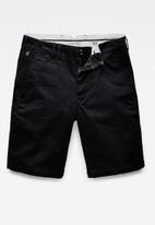 G-Star RAW - Vetar chino short - black