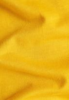 G-Star RAW - Base-s v t short sleeve - mustard