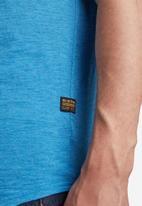 G-Star RAW - Lash r t short sleeve - light royal blue