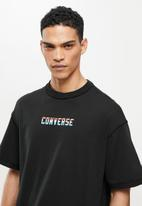 Converse - Court ready graphic tee - black