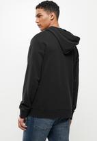 Converse - Nova fz hoodie ft - black