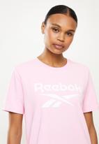 Reebok - Myt shirt dress - frost berry