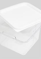 Litem - Clear food storage box - 6.4l