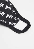 SISSY BOY - Micarah face mask - black