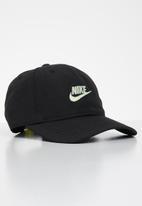 Nike - Nan logo adjustable hat - black