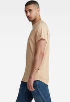 G-Star RAW - Lash r t short sleeve - warm liquid pink gd