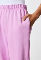 Superbalist - Track pants - mid mauve