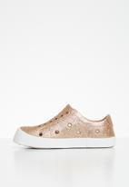 shooshoos - Kira waterproof sneaker - gold