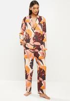 Superbalist - Sleep shirt & pants set - multi