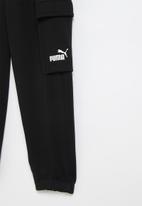 PUMA - Puma power cargo sweatpants cl b - puma black