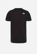 The North Face - Simple dome tee - black