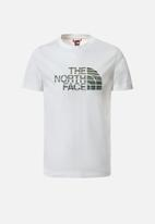 The North Face - Easy short sleeve tee - white