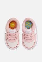 Nike - Nike force 1 se - pink glaze/white-purple dawn