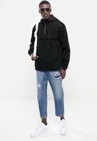 Cotton On - Cord anorak - black