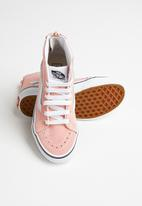 Vans - Uy sk8-hi zip - powder pink/true white
