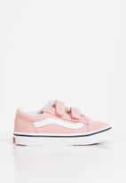 Vans - Td old skool v - powder pink/true white