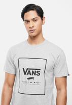 Vans - Classic print box - grey