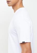 Vans - 66 champs short sleeve - white
