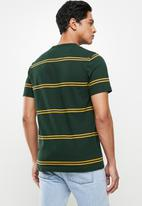Vans - 66 champ stripe - green