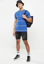 Vans - 66 champ stripe - blue