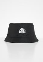 KAPPA - Stefano bucket hat - black