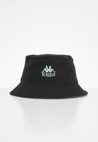 KAPPA - Oliver reversible bucket hat - azure lt
