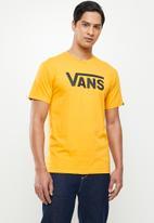Vans - Vans classic - yellow & black
