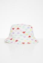 KAPPA - Oliver reversable bucket hat - multi