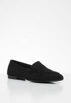 edit - Koko comfort loafer - black