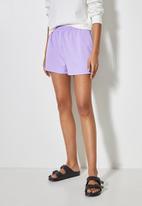 Superbalist - Jogger shorts - lilac