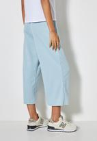 Superbalist - Sweat culottes - sky blue