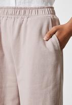 Superbalist - Sweat culotte - bark