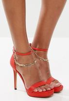 ALDO - Scarlett heel - red