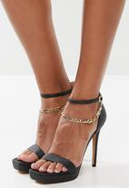 ALDO - Scarlett heel - black