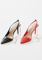 ALDO - Tirarith heel - red