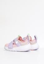 Nike - Nike flex advance se - pink glaze/white-purple dawn-lime glow