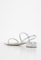 ALDO - Candidly heel - 042 silver