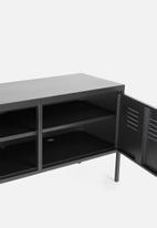 Sixth Floor - Fritz tv unit - black
