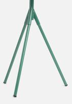 Sixth Floor - Sam tri table - green