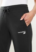 New Balance  - Classic core pant - black