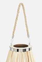 H&S - Bamboo lantern