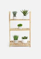 H&S - Plant rack - natural