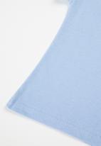 Superbalist Kids - Baby 2 pack tee - blue & oatmeal