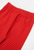 MINOTI - Girls basic legging - red