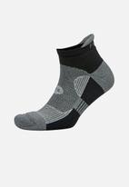 Falke - Trail run hidden socks - black