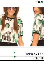 Motel - TANGO TEE