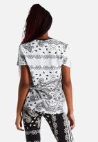 adidas Originals - Paisley Logo Tee